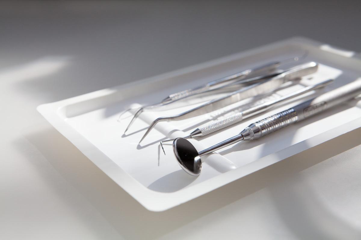 足立区綾瀬の歯医者 新井歯科医院 入れ歯 お口の中の検査