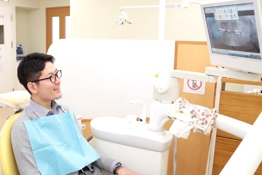 足立区綾瀬の歯医者 新井歯科医院 矯正歯科 診断および説明