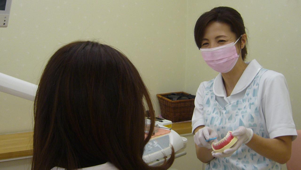 足立区綾瀬の歯医者 新井歯科医院 未経験やブランクがある方でも安心です!
