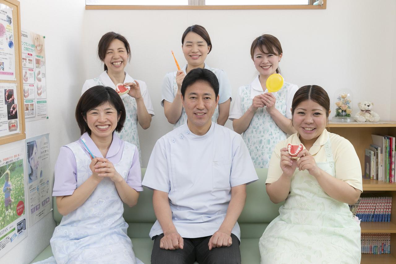 足立区綾瀬の歯医者 新井歯科医院 平日わずか5時間または6時間勤務でも正社員です!
